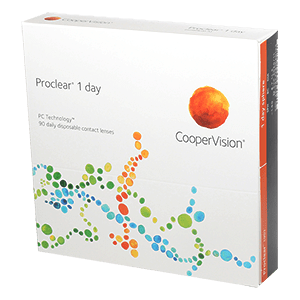 Proclear 1-Day 90 contact lenses product image