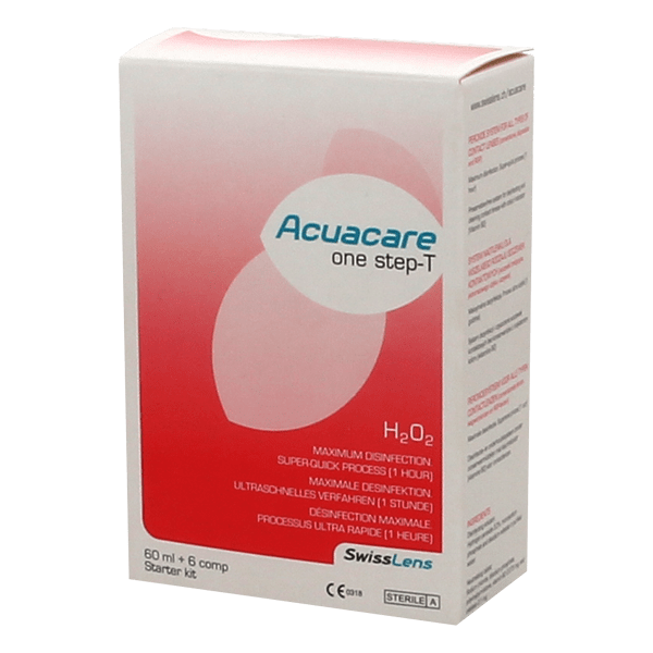 Image of Acuacare One Step-T 60ml