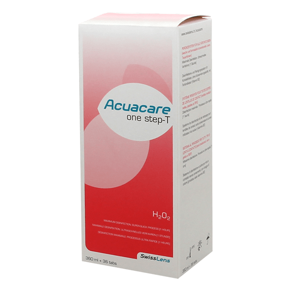 Image of Acuacare One Step-T 360ml
