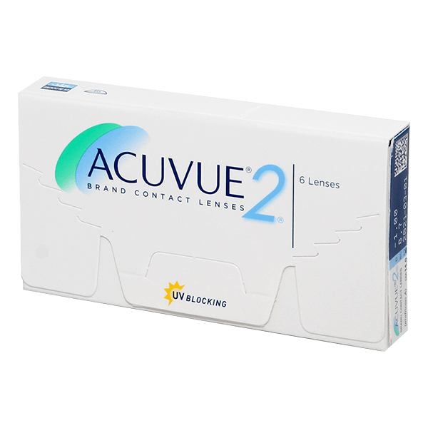 Image of Acuvue 2 - 6