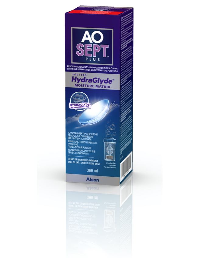 Image of AOSEPT PLUS mit HydraGlyde - 360ml