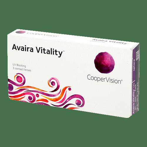 Image of Avaira Vitality 3