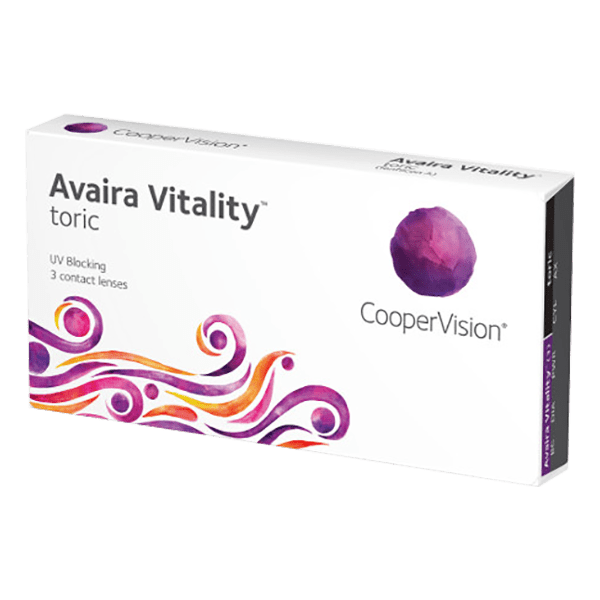 Image of Avaira Vitality Toric 3