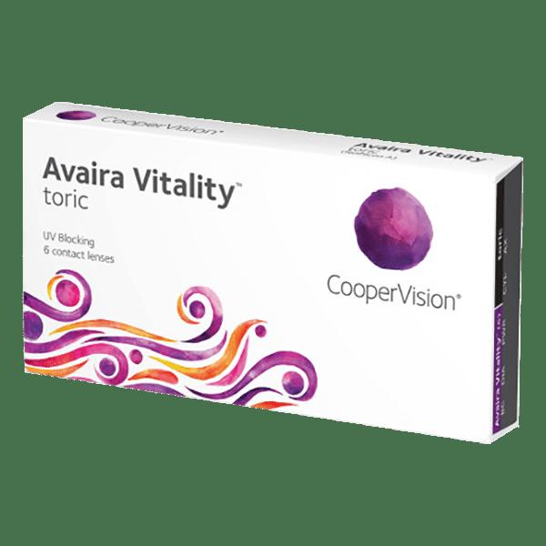 Image of Avaira Vitality Toric 6